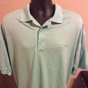 Men's Columbia PFG Omni Shade Polo Shirt sz XL